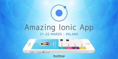 Amazing Native Apps with Ionic