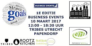 Business Events (1e editie) bij Tribes Inspiring...