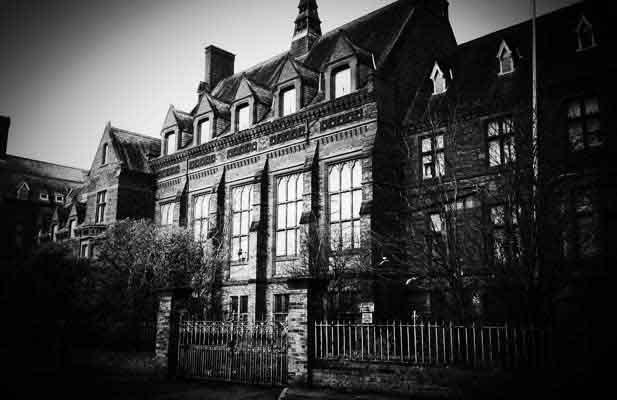 Newsham Park Abandoned Asylum & Orphanage Gho