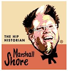 Marshall Shore: Hip Historian logo