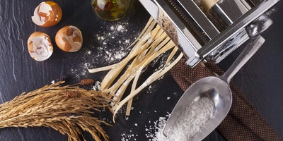 Pasta Making: Linguine, Ravioli & Orecchiette