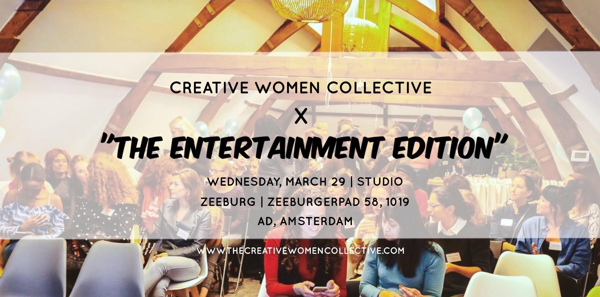 Creative Women Collective: The Entertainment