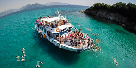 Kavos Booze Cruise 2019 tickets