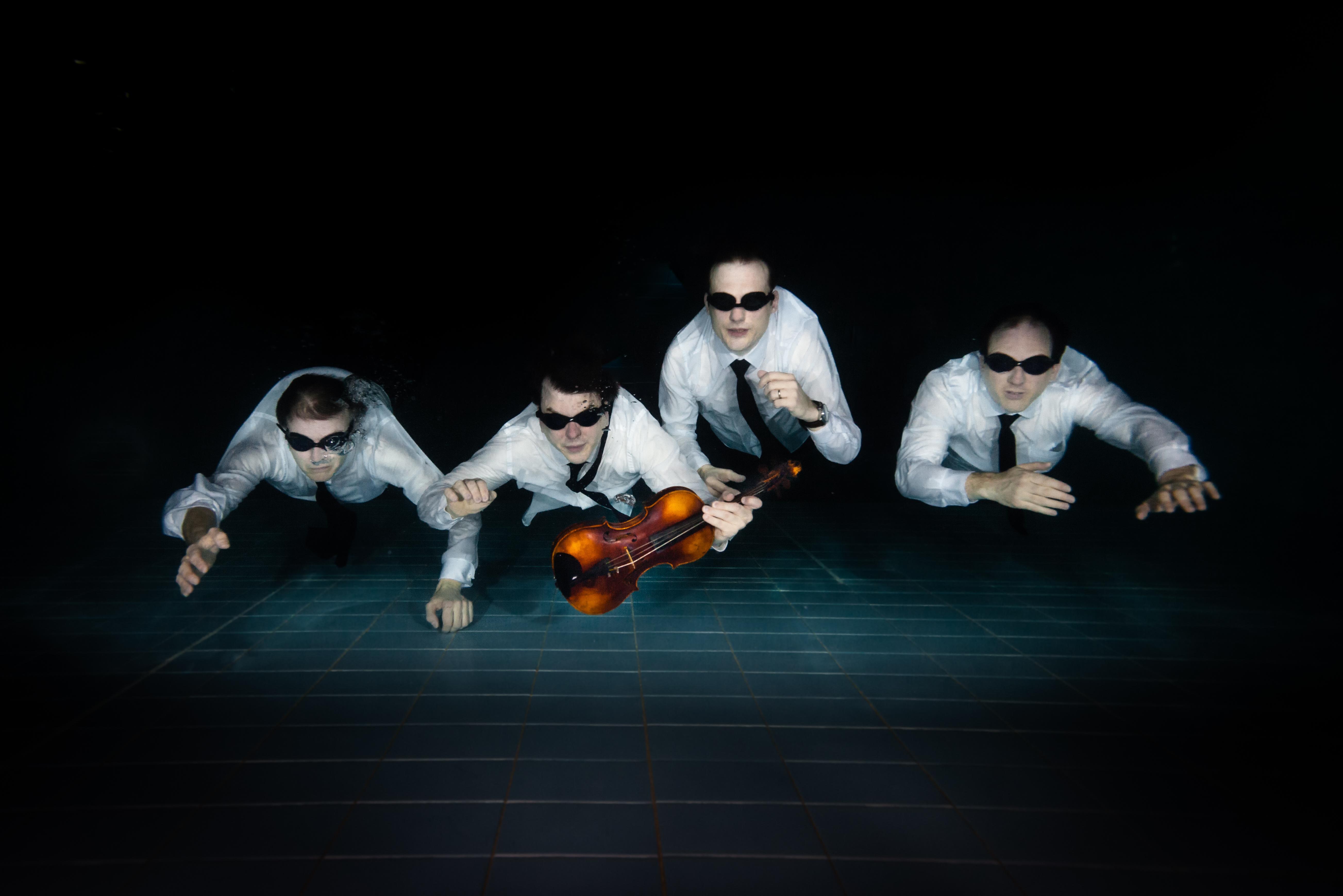 Modulus Quartet @ Brunel Museum