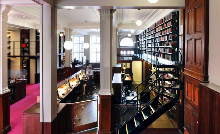 Evening Tour of The London Library - June 19