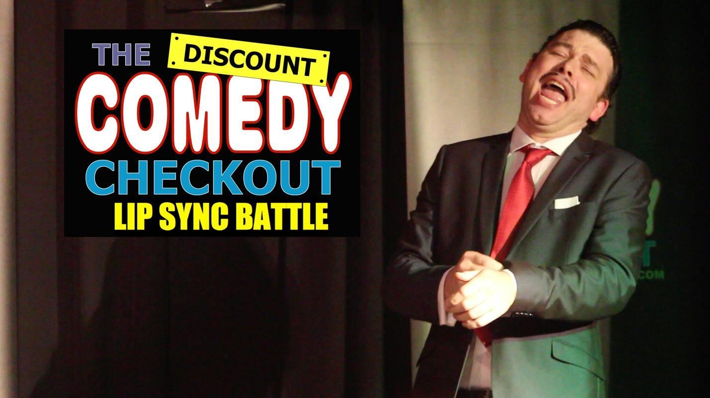 THE DISCOUNT COMEDY CHECKOUT - OPEN MIC & LIP