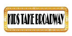 CAMP FULL - Kids Take Broadway Summer Camp 2017