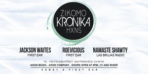 TICKETS AVAILABLE AT THE DOOR | Soulection's ZIKOMO &...