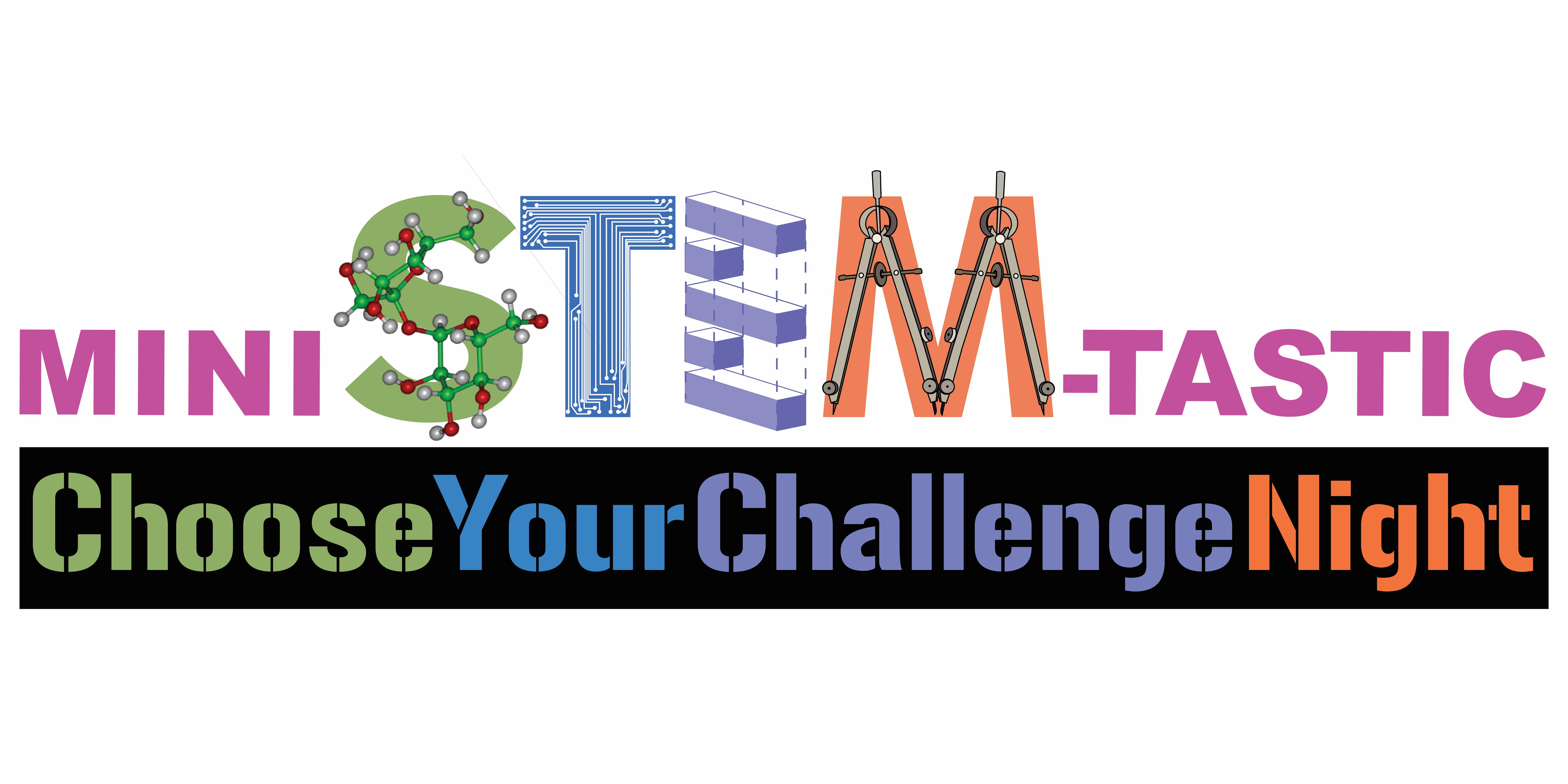 "Mini STEM-tastic ""Choose Your Challenge"" Nigh"