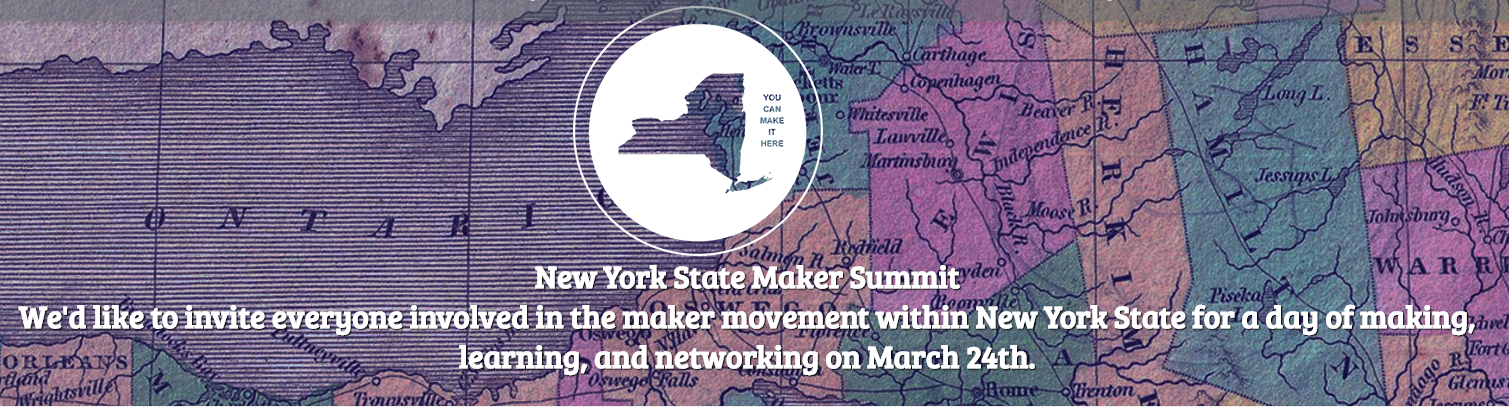 NYS Maker Summit Opening Reception