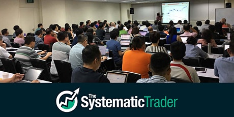 FREE Workshop: Find Out The 3 Easy, Powerful and Proven Steps To Systematic Trading Profits tickets