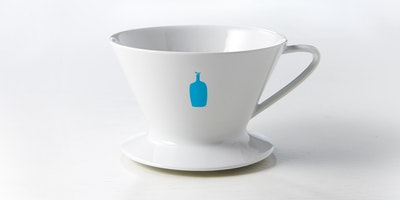 Blue Bottle Coffee Dripper – Brew Class – Palo Alto