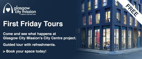 First Friday Tours - Glasgow City Mission Cit