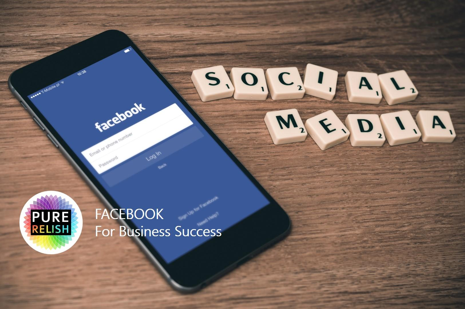 FACEBOOK For Business - Half Day Beginners Wo