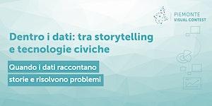 Dentro i dati: tra storytelling e tecnologie civiche