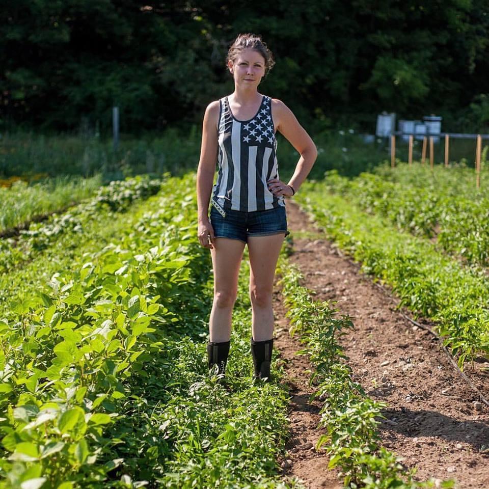 Chef/Farmer Jade Elan Taylor pops up at Soall
