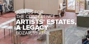 Artists' Estates, A Legacy: Conference & Workshops