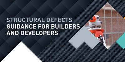 Structural Defects guidance for builders and developers - Belfast #7