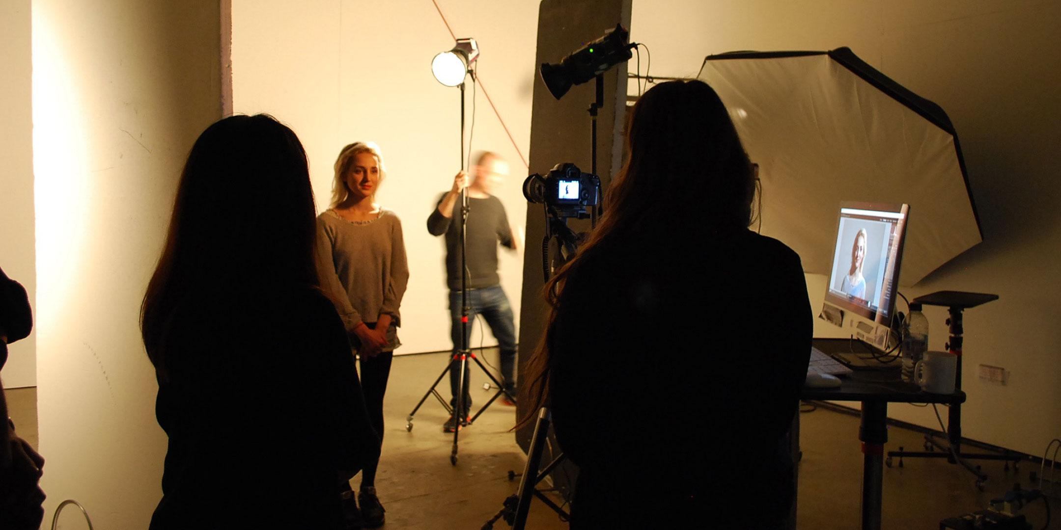 Open Day: Photography Professional Practice a