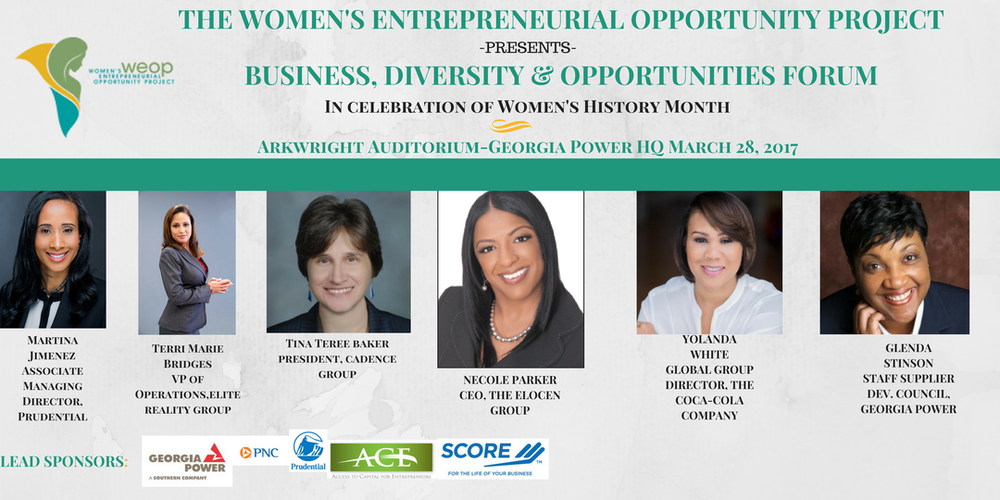 conclusion on opportunities for women entrepreneur Women's entrepreneurship: issues and policies women entrepreneurs create new jobs for themselves and others equal opportunity between men and women from the.