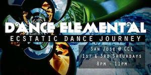 DANCE ELEMENTAL - Ecstatic Dance Journey - 3rd...