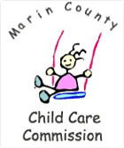 Marin County Child Care Commission  logo