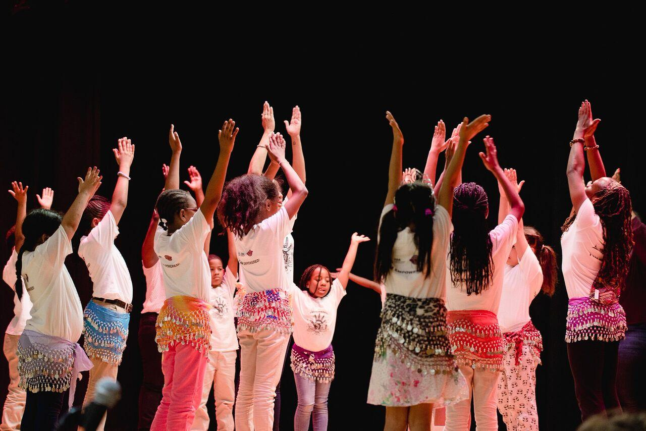 Fun Family Friday UNITY ARTS led by Obba Babatundé & Get Empowered!