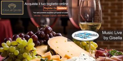 I vini di Casa di Grazia - Alla Fonda - presentati da Danijela Cupovic