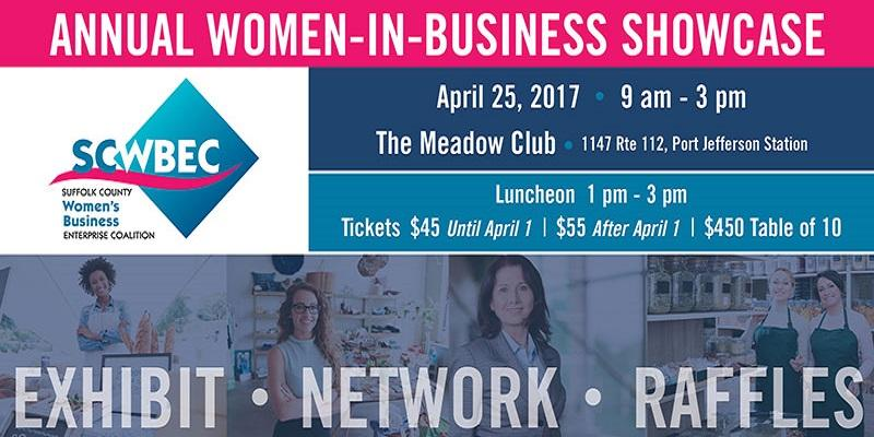 SCWBEC Annual Women-In-Business Showcase