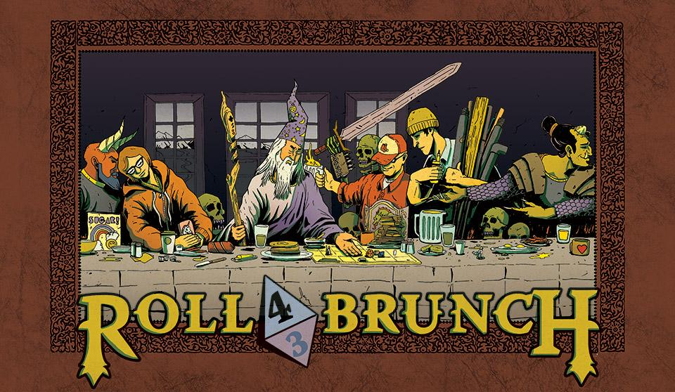 Roll for Brunch