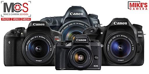 Canon Interchangeable Lens Camera - Wheat Ridge