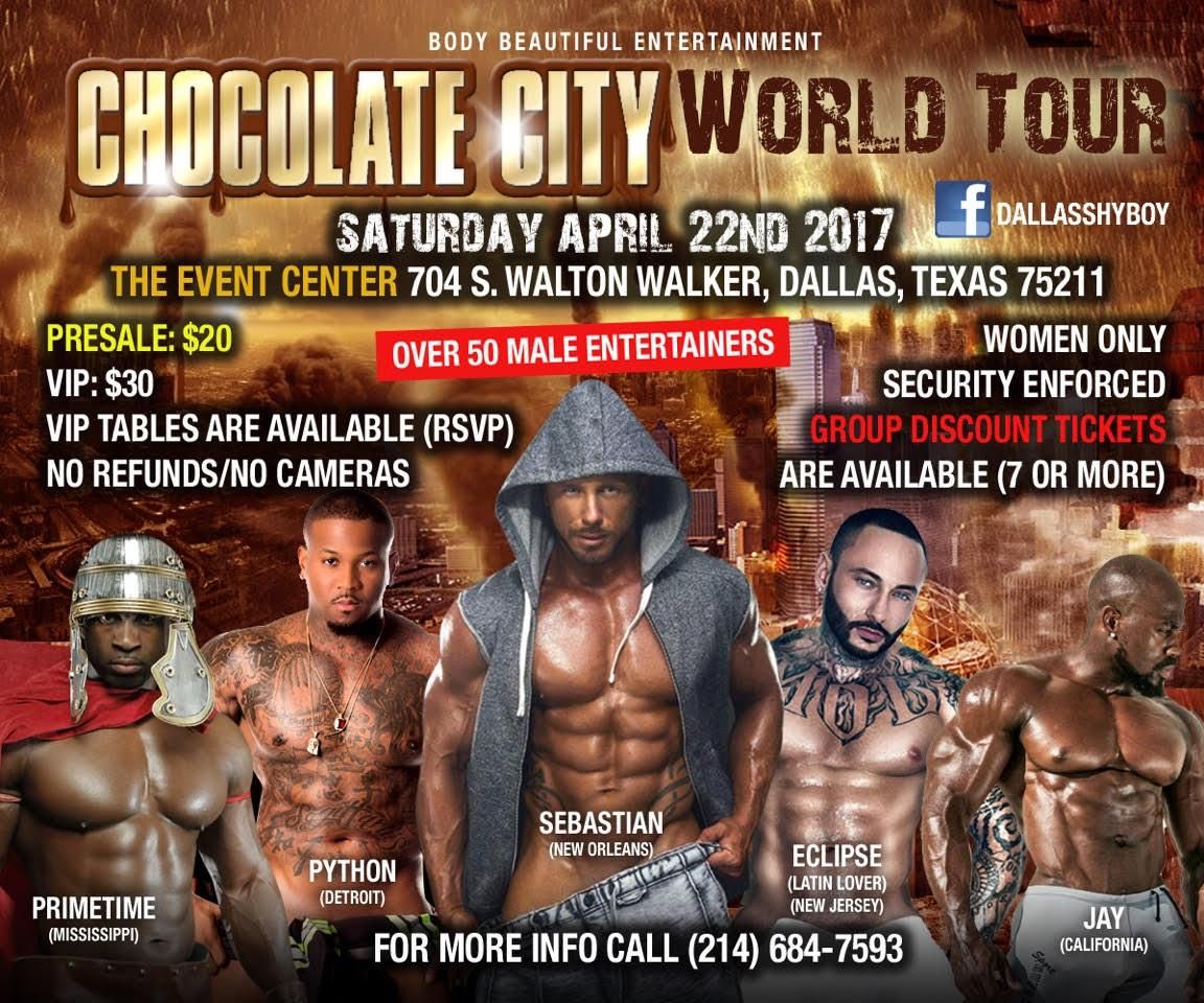 Chocolate City The Movie - Popular City 2017