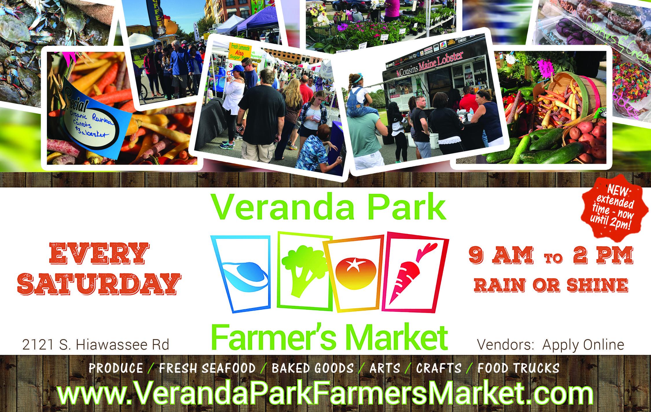 Veranda Park Farmer's Market. Veranda Park Farmer's Market