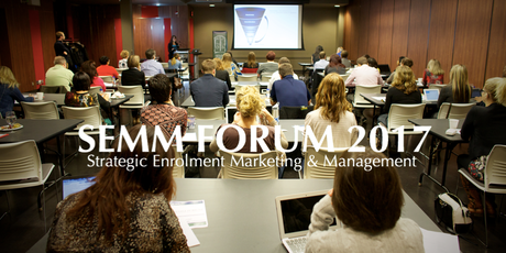 Strategic Enrolment Marketing Management Forum 2017 Tickets