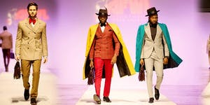 AFRICA FASHION WEEK LONDON 12 August 2017