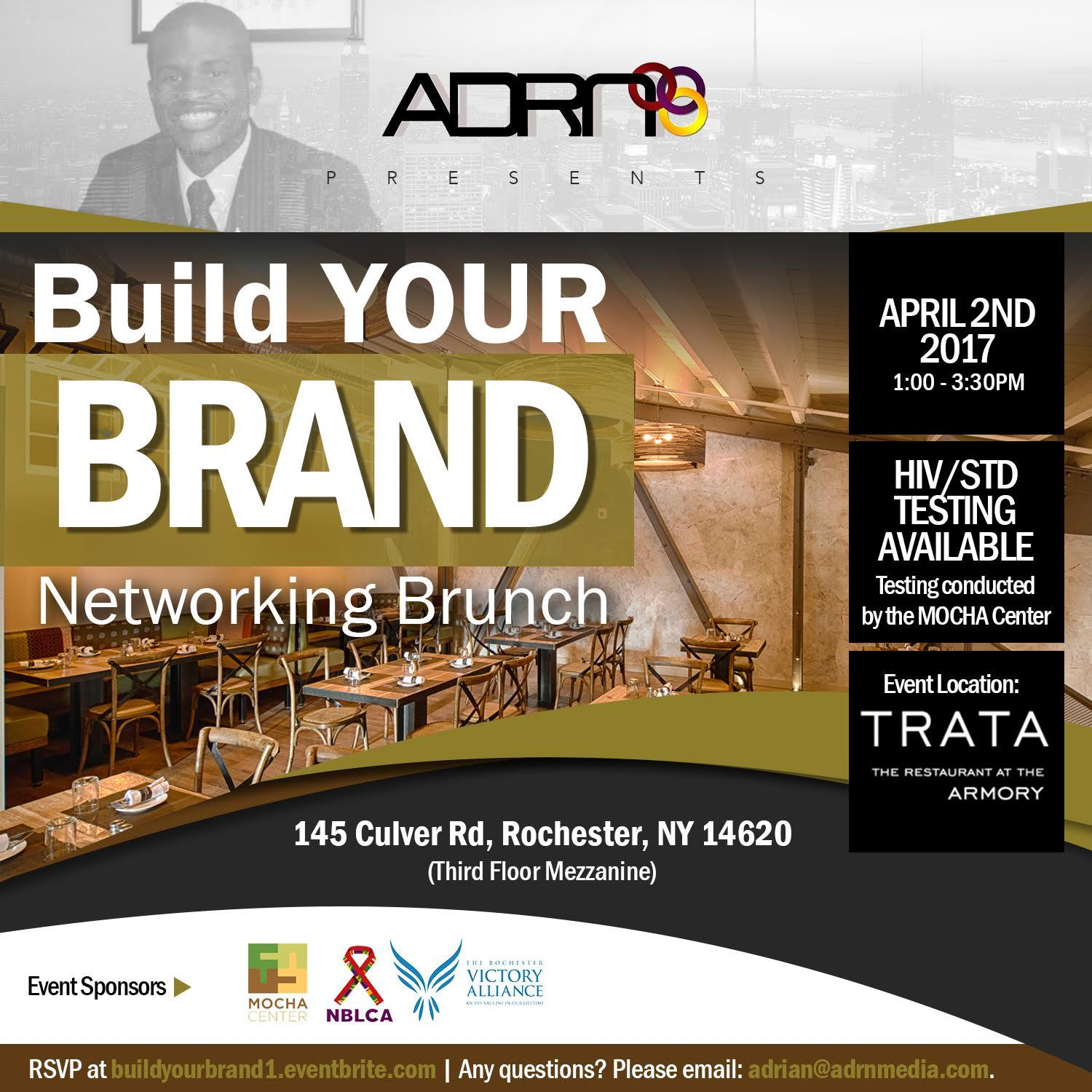 Build Your Brand Networking Brunch