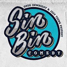 Sin Bin Comedy logo