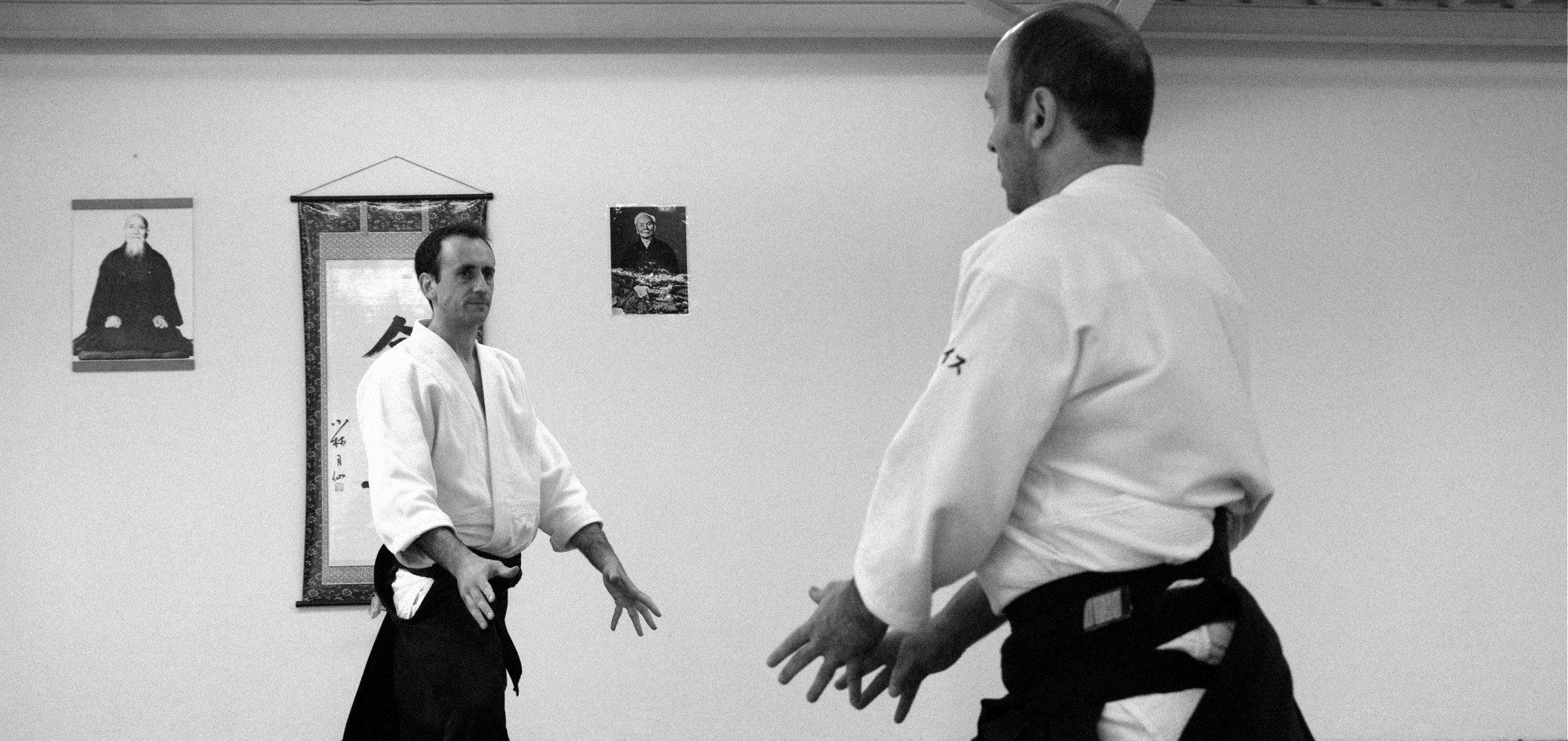 Seminario de Aikido - Fabrice Croizé - Mir/Ar