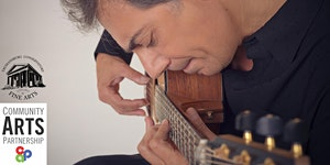 Pierre Bensusan Performs Live at TCFA