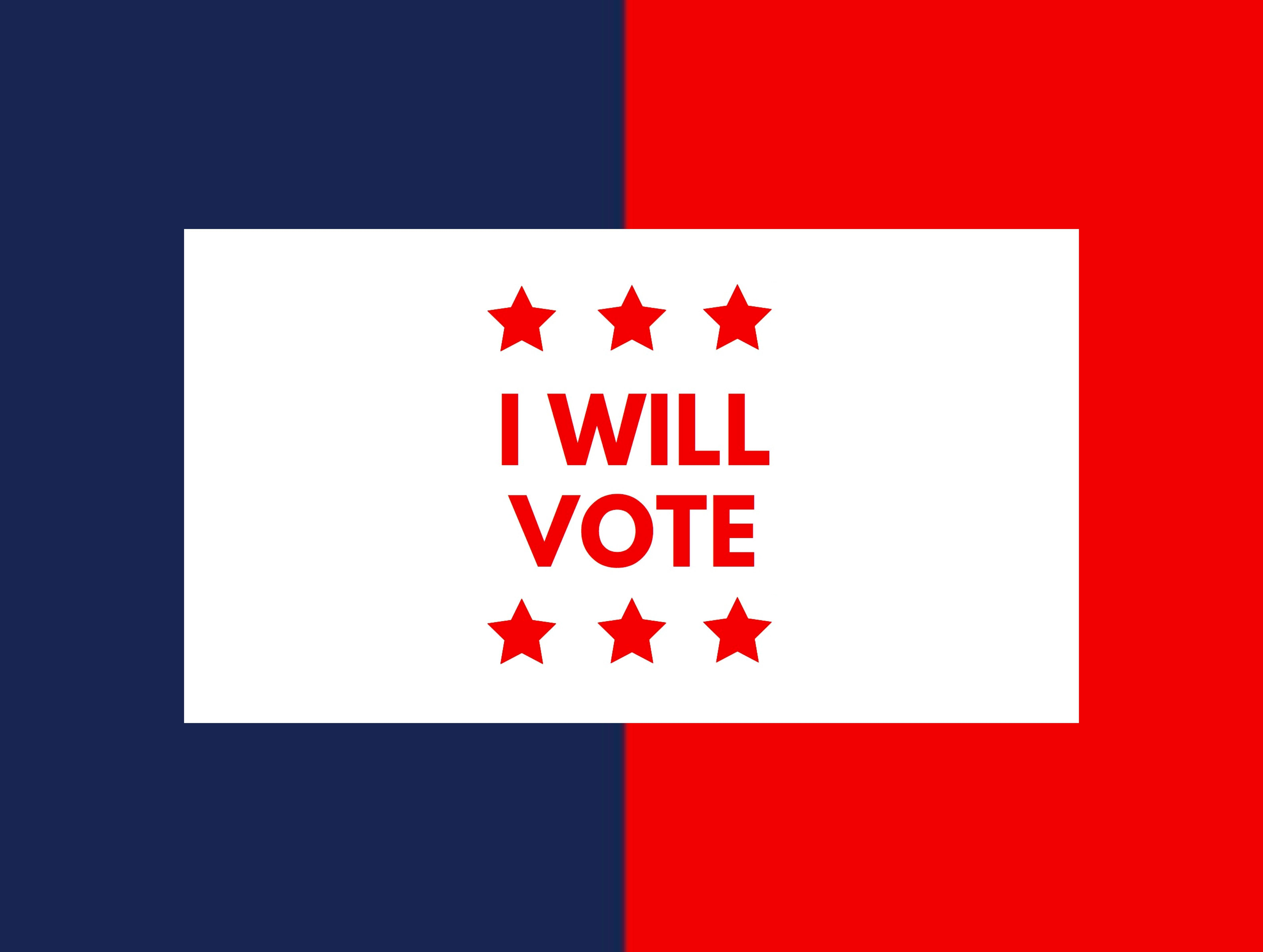 A Call To Action for Future Voters:  I Will V