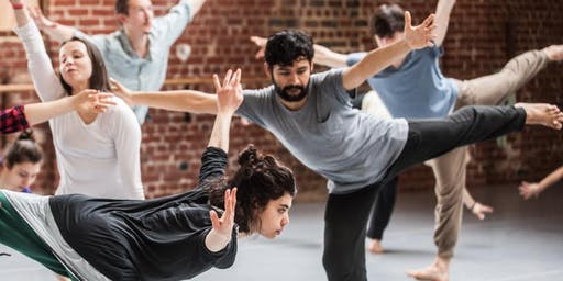 Adult Open Contemporary Dance Classes, Welligton