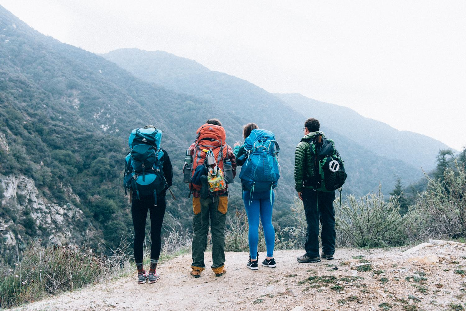 Wilderness First Aid Course & Backpacking Adventure at Sturtevant Camp