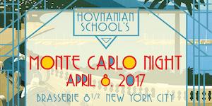 Monte Carlo Night 2017