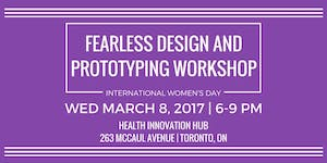 International Women's Day: Fearless Design and...