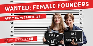 Webinar - Wanted:Female Founders: Ask us everything...