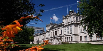 Speak to a member of staff about Cardiff University