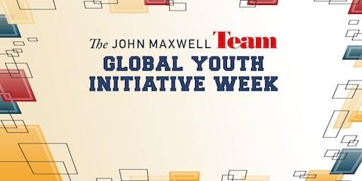 JOHN MAXWELL TEAM GLOBAL YOUTH INITIATIVE MANCHESTER