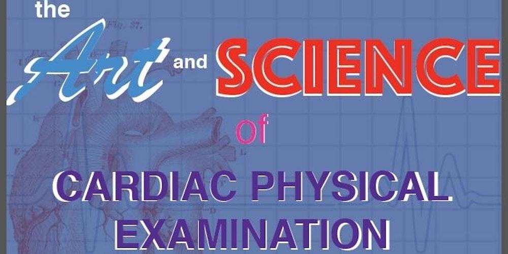 cardiac physical examination
