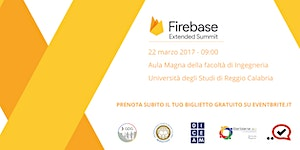 GDG Extended Summit: Firebase!