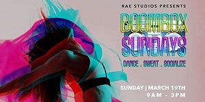 Boombox Sunday Dance-Fit Party